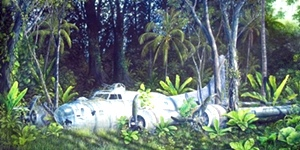 Artist Randy Nagle - Aviation Art From The South Pacific