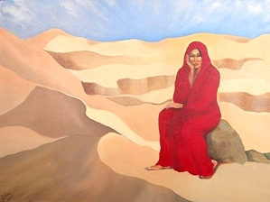 Joyce DiBona - Song in The Desert