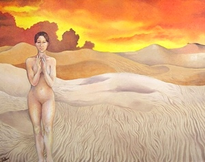 Joyce DiBona - Incident In The Desert