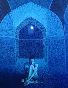 Leila Zafar - Blueberry