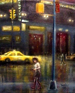 Allan Linder - Greenwich Village