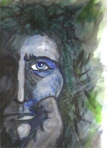 Artist Dorothy Martell - Clown Mafia