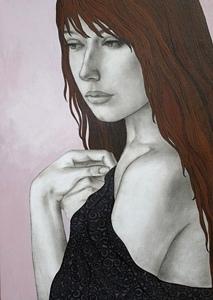 Forget Me Not | Olga Gouskova - Belgium Artist