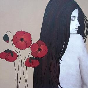 Pearl | Olga Gouskova - Belgium Artist
